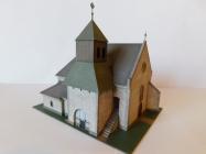 Kostel Stìtí sv. Jana Køtitele v Krpech