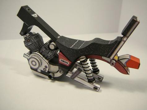 Yamaha Virago XV 750