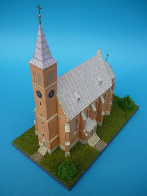 kostel Zvole