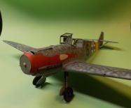 Messerschmit Bf109T-2