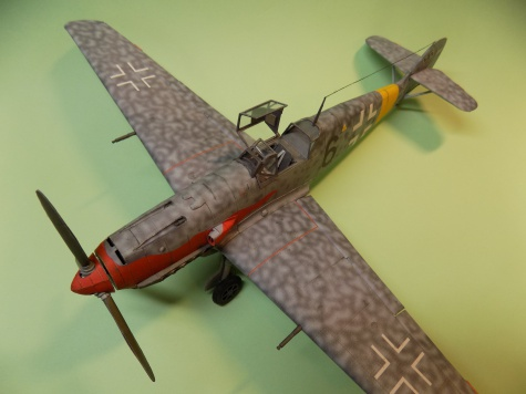 Messerschmit Bf109T-2