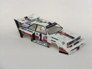 Audi Quattro S1 Pikes Peak 1987