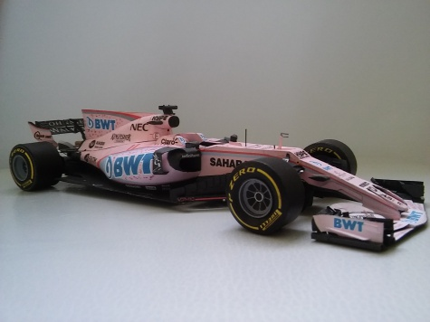 Force India VJM 10 -GP Spain 2017