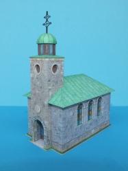 Kostel nad Kalvárií - Ošèadnica