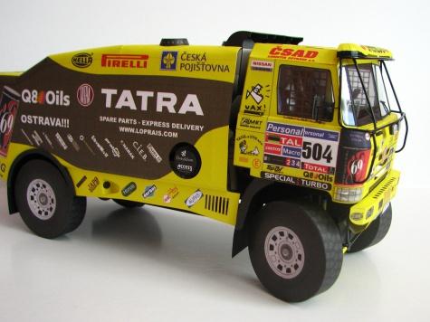 Tatra 815 2ZO R45 12.400 4x4.1