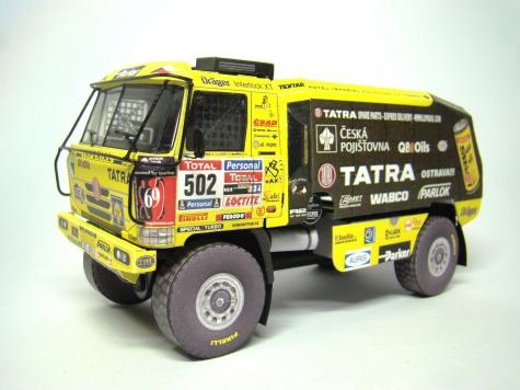 Tatra 815-2 ZOR45 Dakar 2010