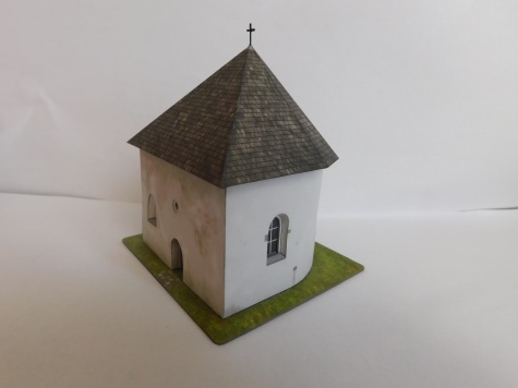 Kaplnka - Rajecká Lesná