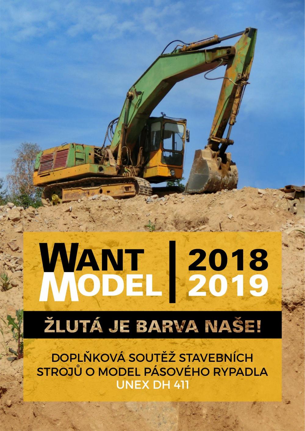 WANT MODEL 2018/2019