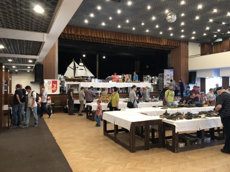Beskyd model kit show 2018 Kopřivnice