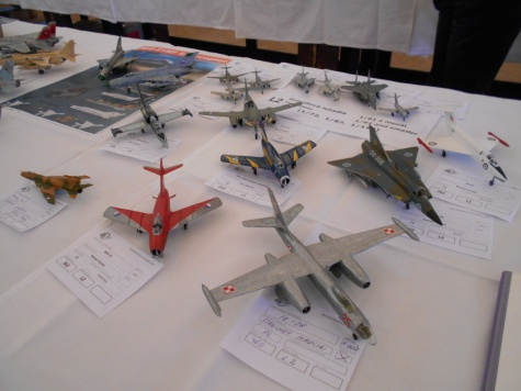 Beskyd Model Kit Show - Kopřivnice