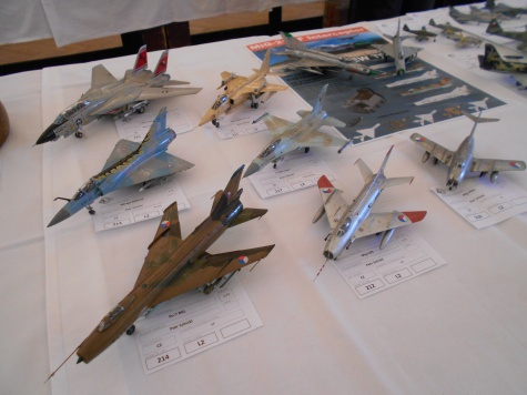 Beskyd Model Kit Show - Kopřivnice