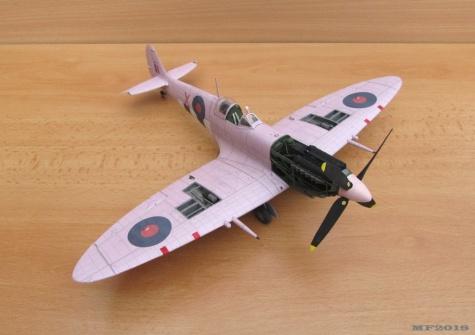 Supermarine Spitfire FR Mk IX