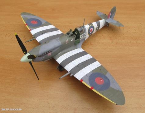 Supermarine Spitfire LF Mk IX
