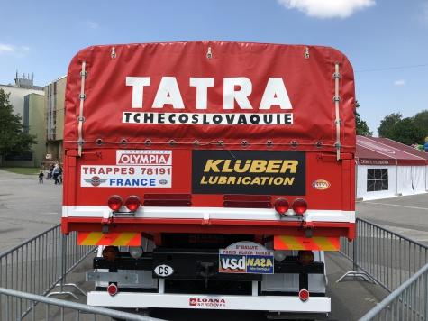 Tatra 815 (Dakar 1986)