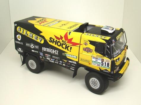 Liaz Franta Dakar 2017