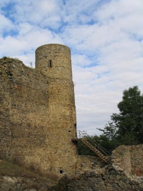 věž Helfenburk