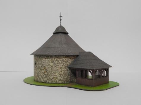 Rotunda svätej Anny - Prihradzany