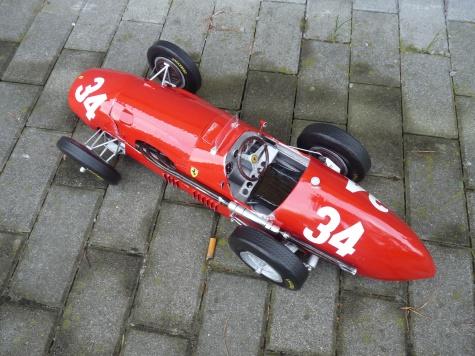 Ferrari 625 F1 tipo 511 1954