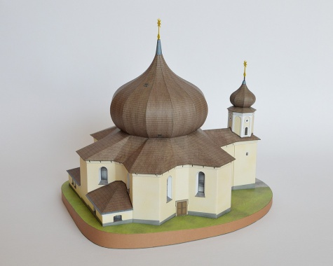 Kostel Panny Marie Pomocné z Hvězdy, Železná Ruda