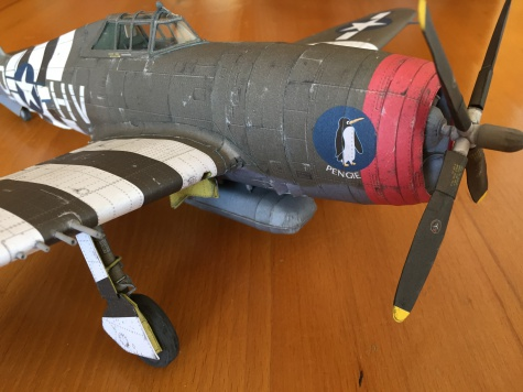 Republic P-47D-11 Thunderbolt