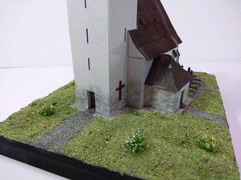 Kostel sv. Bartoloměje v Bobrůvce