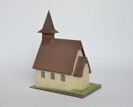 Kaplnka Panny Márie Krá¾ovnej, Vyhne