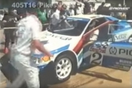 Peugeot 405 Turbo 16 GR Pikes Peak 1988