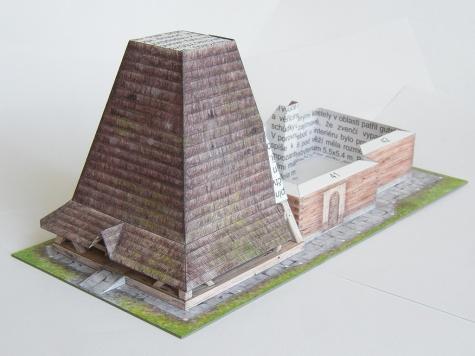 Kostol Božieho Tela, Guty