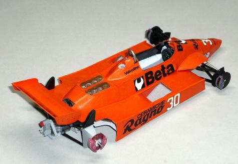 Arrows A3 - Siegfried Stohr - GP JAR 81