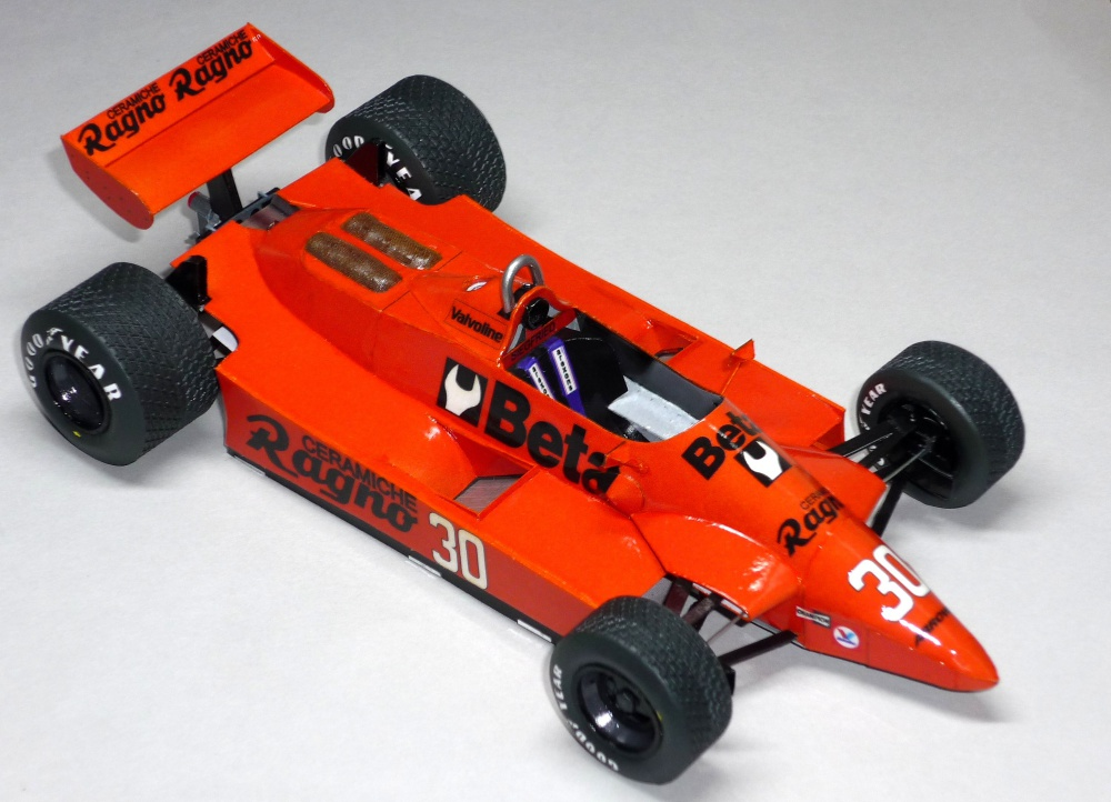 Arrows A3 - Siegfried Stohr - GP JAR 81