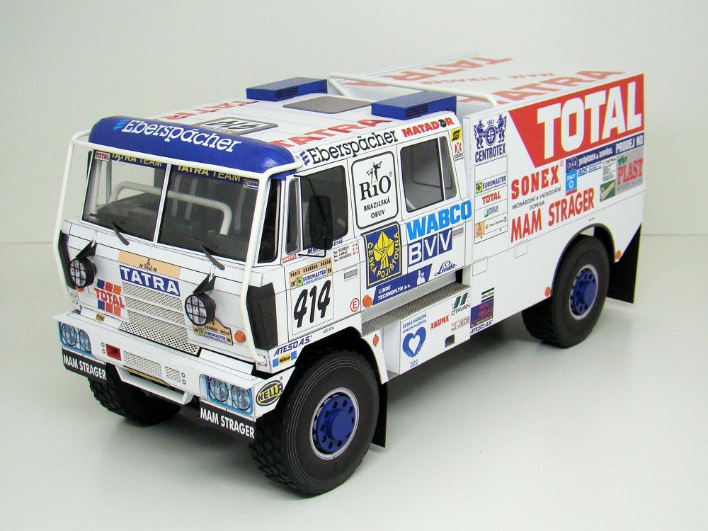Tatra 815 HAS Dakar 1998