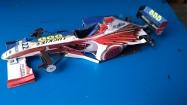 BAR 001 Supertec 1999 #22  J. Villeneuve