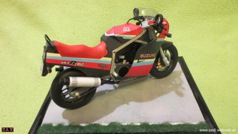 Suzuki GSX R750