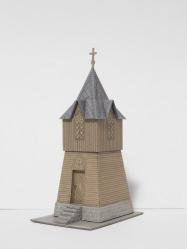 Døevìná zvonice - Jamartice u Rýmaøova