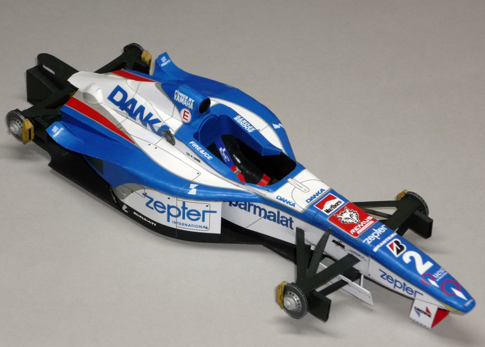 Arrows A18 - Pedro Diniz - GP Lucemburska 1997