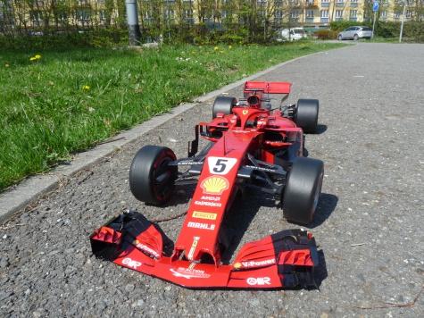 Ferrari SF 71 H tipo 669 2018