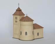 Rotunda sv. Petra a Pavla, Budeè