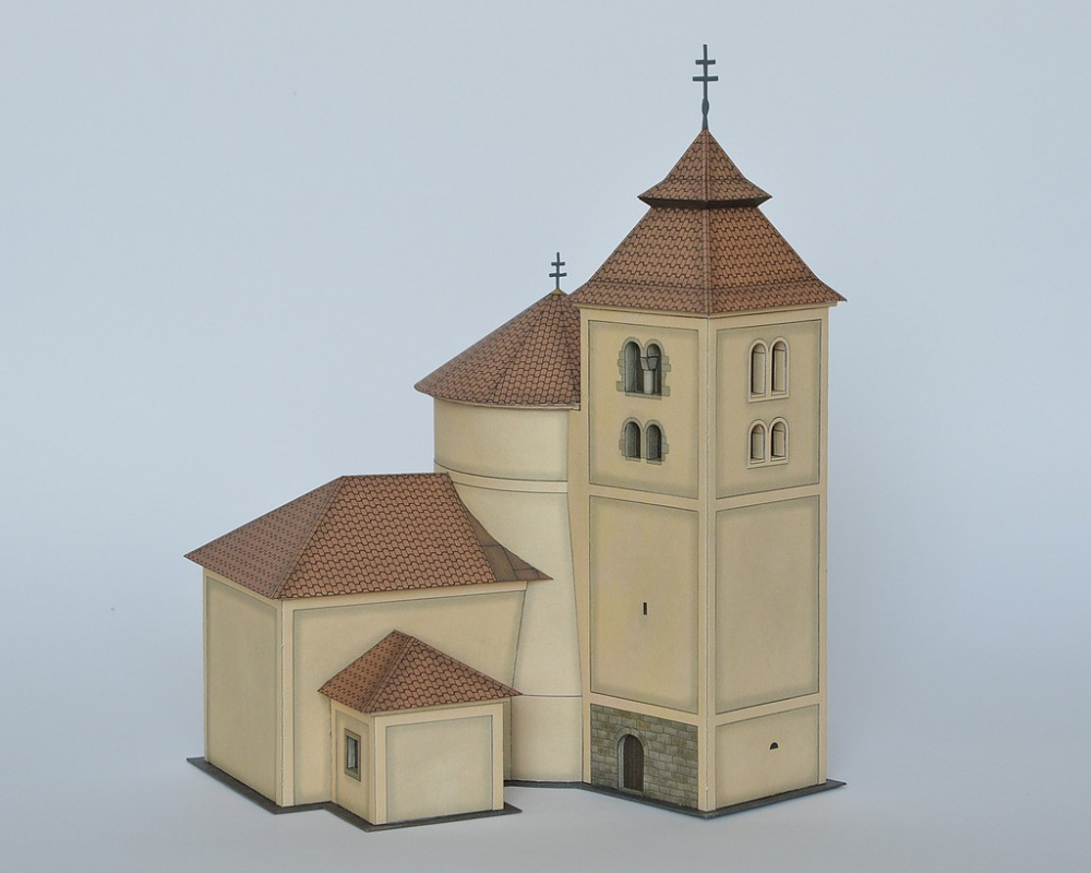 Rotunda sv. Petra a Pavla, Budeč