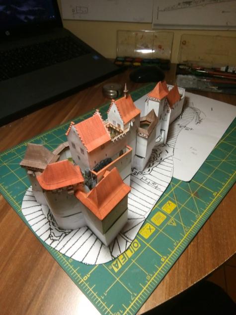 hrad Skála u Přeštic