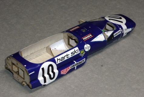 Lotus 49B MKIII - Jo Siffert - GP Nizozemí 1969