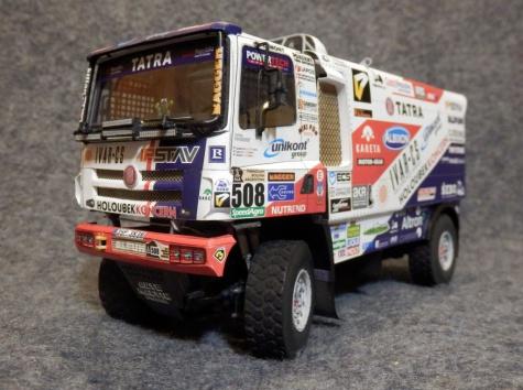 Tatra 158 Phoenix - Dakar 2017 - Kolomý