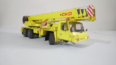 Tatra 815PJ 6x6 AD28
