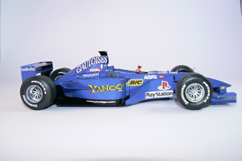PROST AP03, Jean Alesi 2000