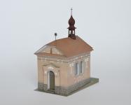 Kaplnka sv. Petra a Pavla, Vøesovice