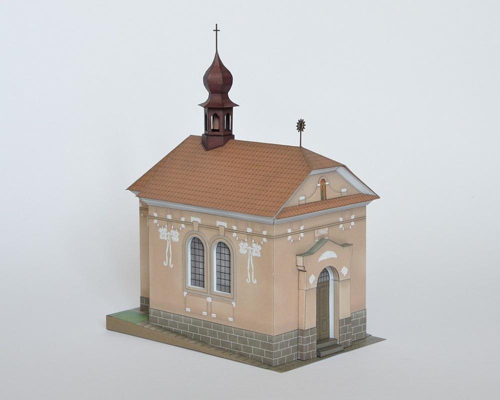 Kaplnka sv. Petra a Pavla, Vřesovice