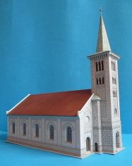 Kostel sv. Kateøiny (Slezské Rudoltice)