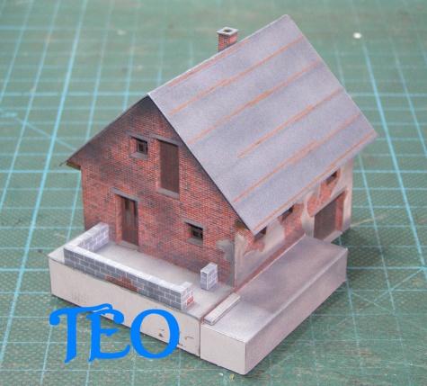 Dům p.č.31, 35, 36, 38, 39 a 40