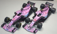 Force India VJM 10 - GP Španìlska - 2017