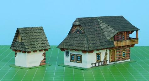 Dřevěnice ze Slovenska