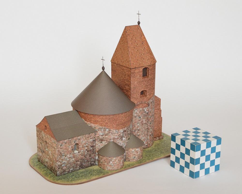 Kostol sv. Prokopa, Strzelno [PL]